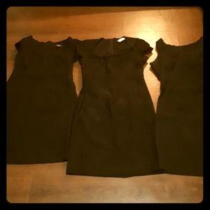 BUNDLE OF 3 LITTLE BLACK BUSINESS DRESSES